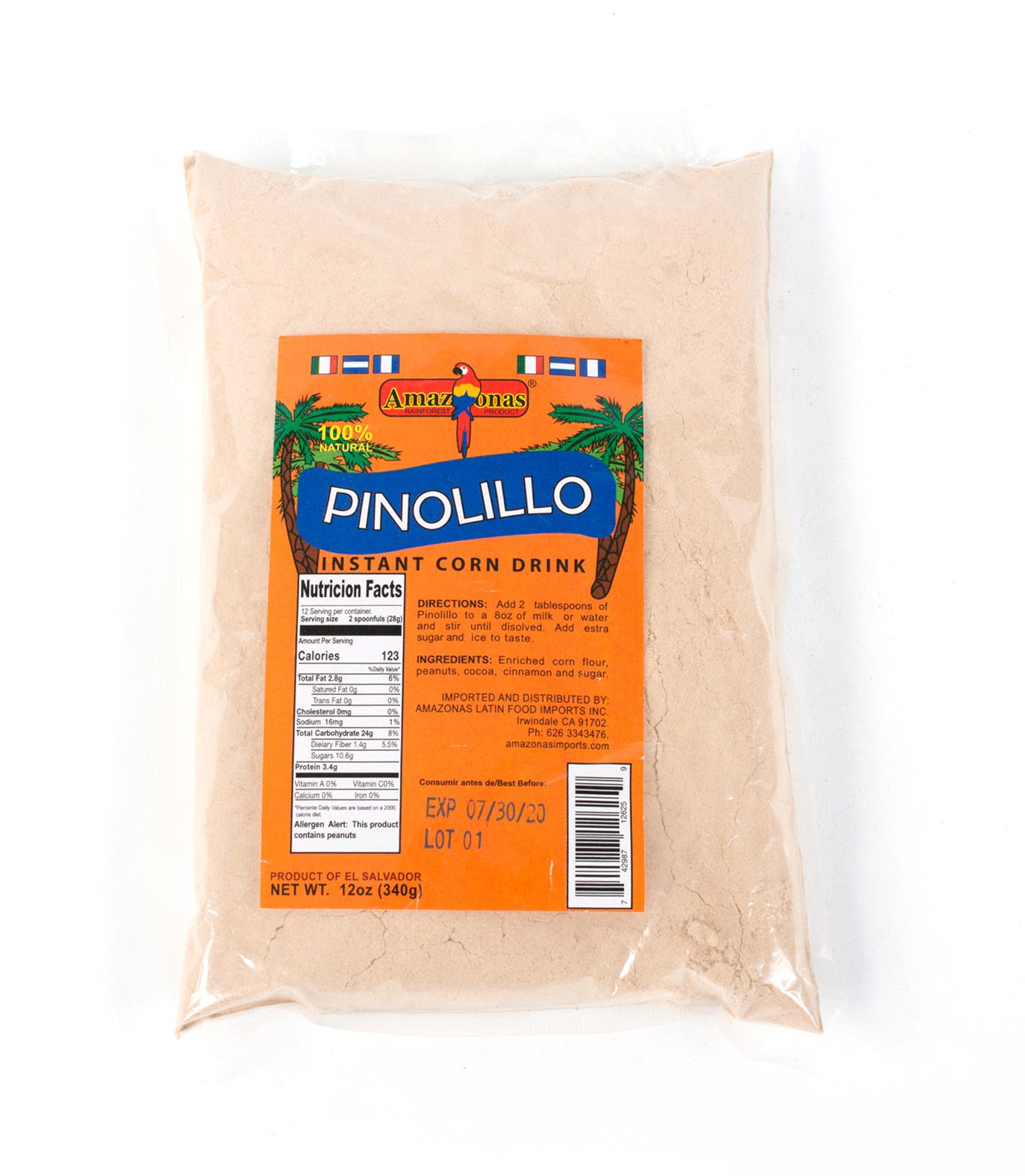 PINOLILLO SALVADORE?O