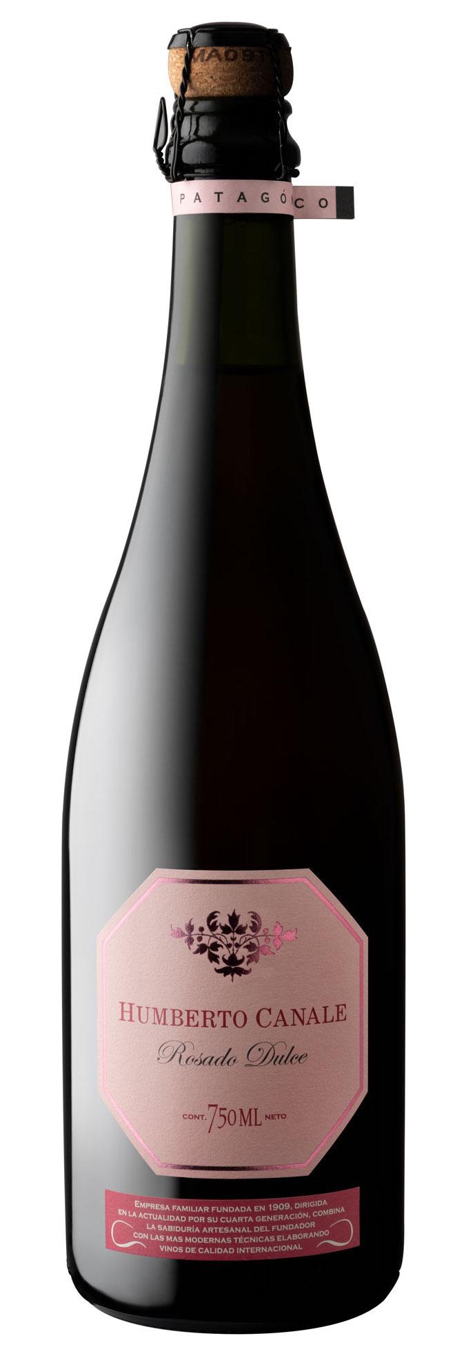 Sparkling Wine Rosado Dulce